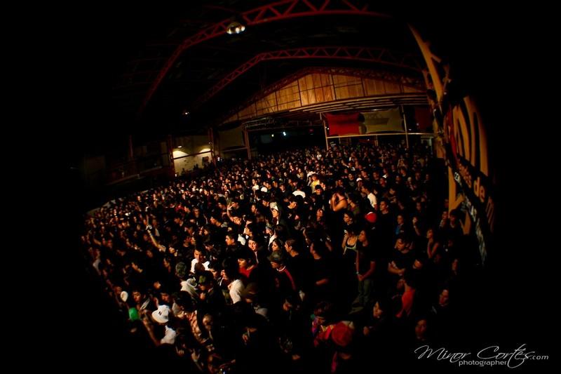 Rock en tu Calles Fest March 2008