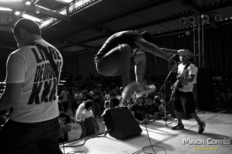 Confrontacion at RUND anniversary – Pic 09