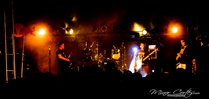 Confrontacion opening to Comeback Kid – Pic 02